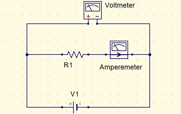 Cara Menggunakan dan Membaca Amperemeter, Voltmeter serta Multimeter Analog