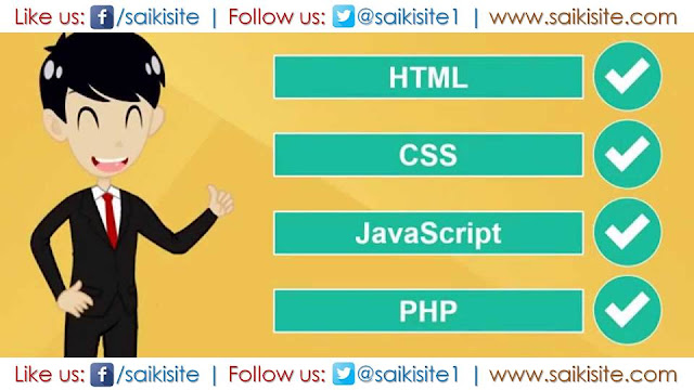 Learn to become a professional web designer and developer. Learn all the basics to become the web developer. Make your own website. Link your website to all social sites and job portals. Start learning basics of the programming.