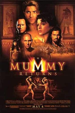 The Mummy Returns (2001) 350MB Hindi Dual Audio 480p BRRip