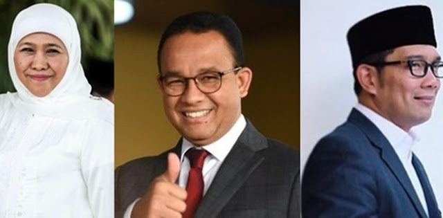 Bidik Sosok untuk 2024, Anies, Ridwan Kamil dan Khofifah Dipinang Nasdem?