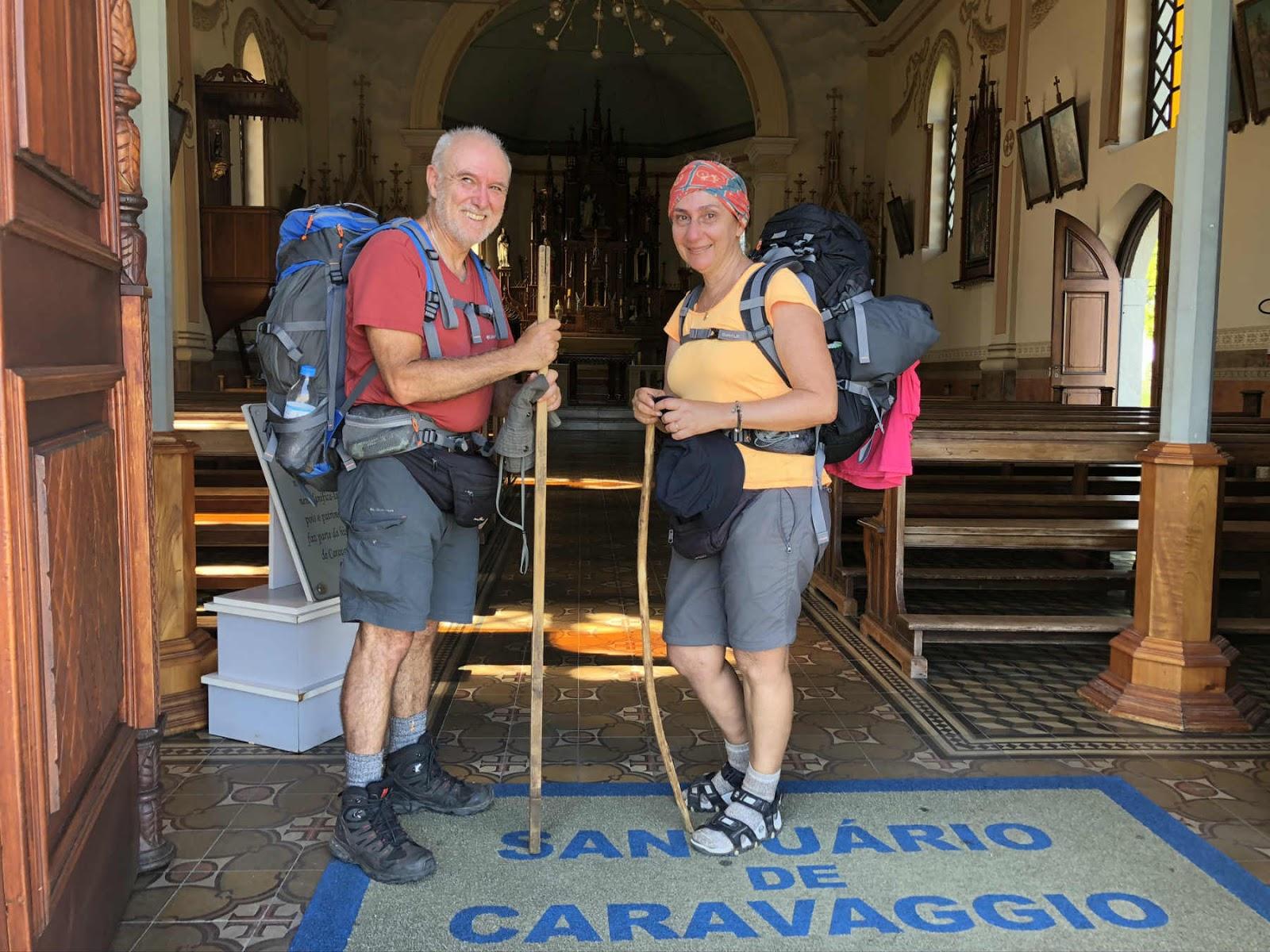 Santuário de Caravaggio - Farroupilha