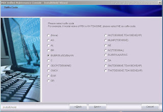 jaya perkasa bali - instal software panasonic pabx tda100