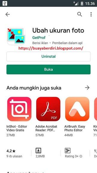 Online Cara Membuat Ukuran Foto Menjadi 4x6 3x4 Dan 2x3 Di Android