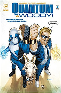 Quantum & Woody 1 Di James Asmus PDF