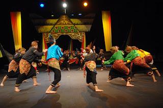 Pertunjukan Musik Tradisional Sumatera Barat