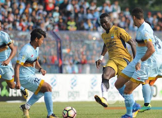 Persela Lamongan Kalahkan Persib Bandung 1-0 #PersibDay
