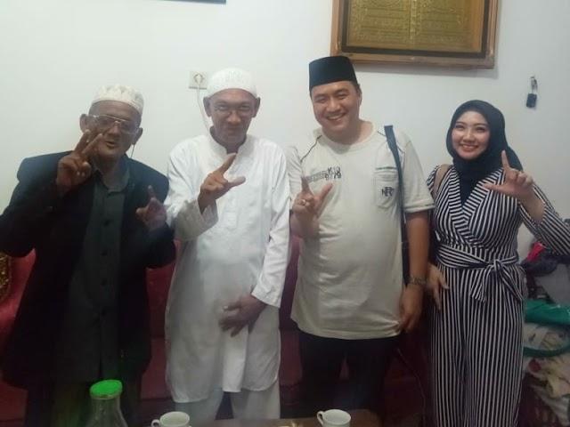 Dukungan terus mengalir Pasangan Calon Presiden dan Wakil Presiden Nomor urut 2 Prabowo-Sandi