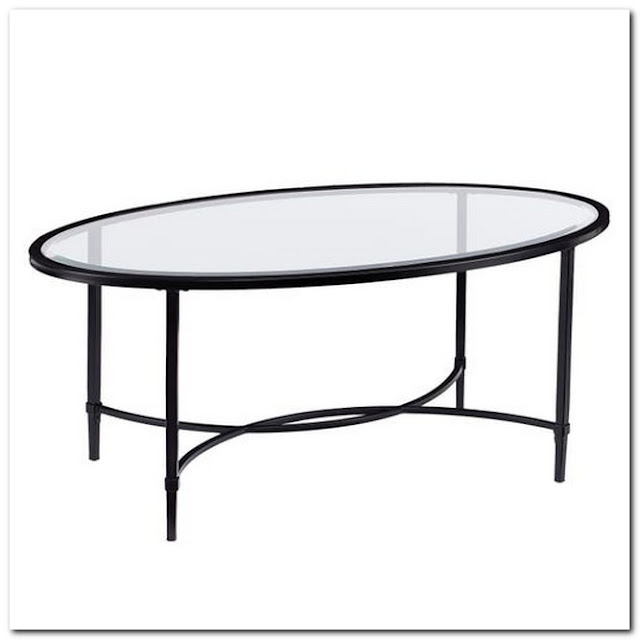 Pier One Coffee Table Glass