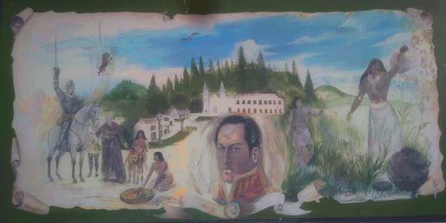 Mural - Maestro Sandoval - 1989 - Imagen- @RW