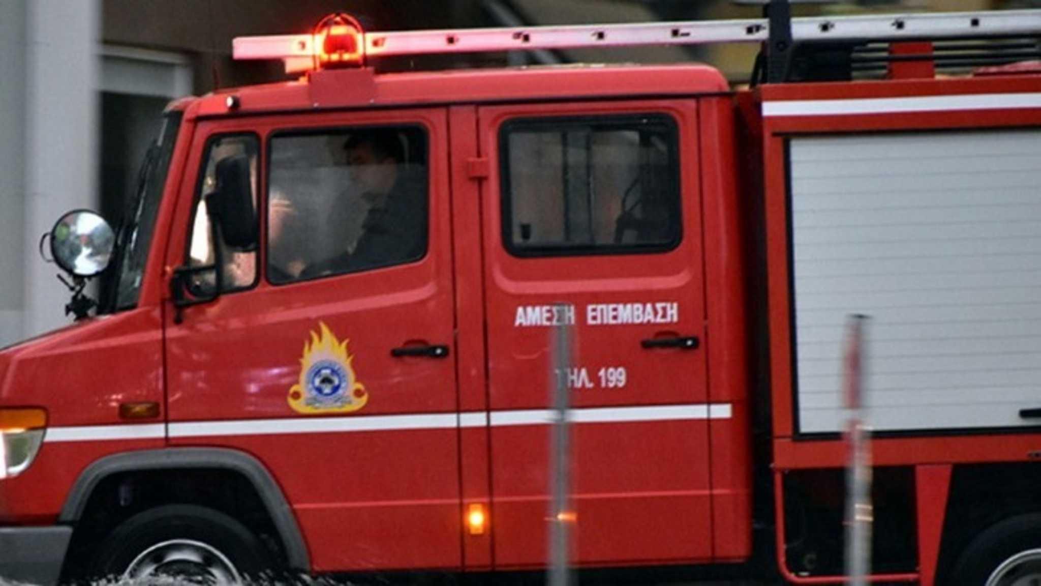 Καβάλα: Νεκρός ηλικιωμένος από φωτιά που ξέσπασε σε μονοκατοικία