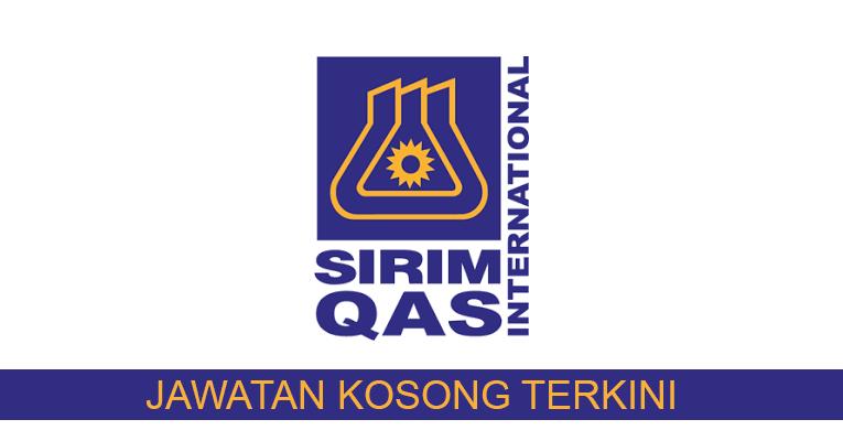 Kekosongan terkini di SIRIM QAS International Sdn Bhd