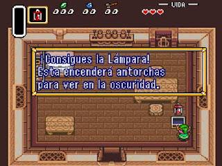 zelda a link to the past traducido al castellano