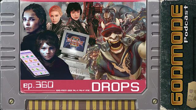 GODMODE 360 - DROPS E E-MAILS