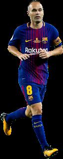 Andres Iniesta - Barcelona #3