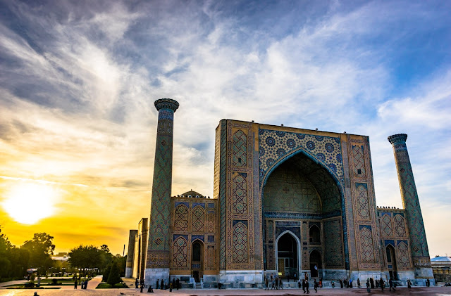 Uzbekistan Gives Visa-Free Entry to Visitors From 45 Countries