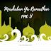 Marhaban Ya Ramadhan, Bahagia Menyambut Ramadhan
