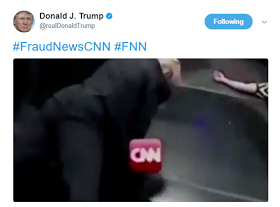 CNN has found the Reddit user behind the Trump wrestling GIF