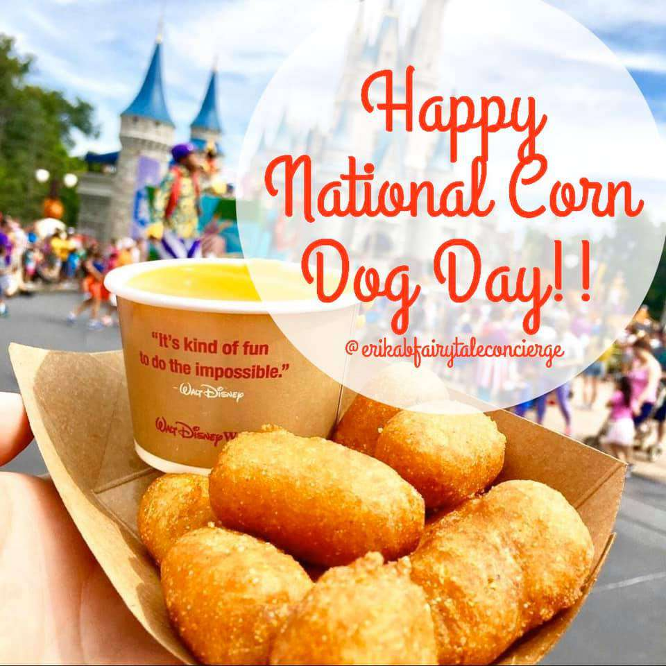 National Corn Dog Day Wishes