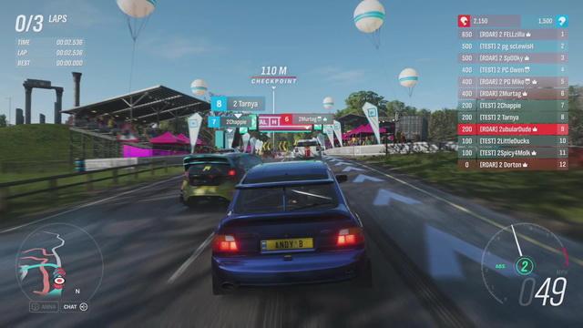 أفضل ألعاب لسباقات Xbox One
