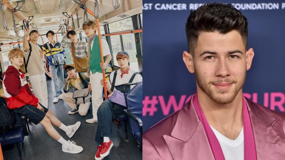 Nick Jonas Praises BTS' Solo and Group Performance