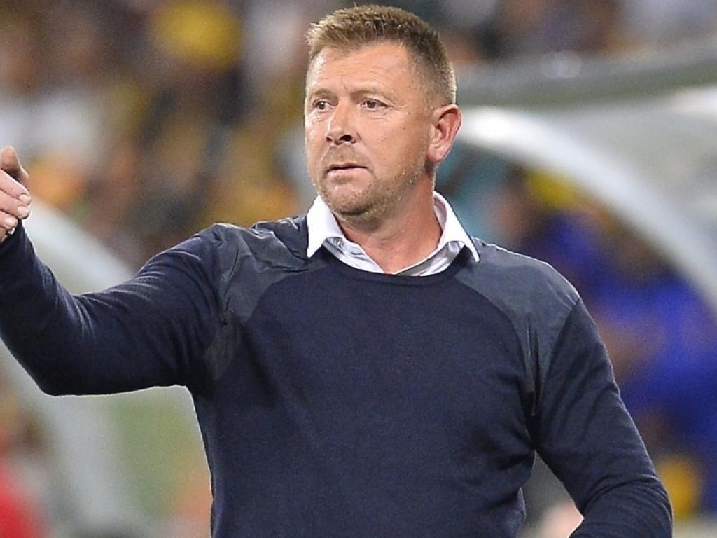 Maritzburg United coach Eric Tinkler