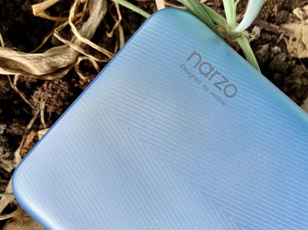 narzo Designed by realme