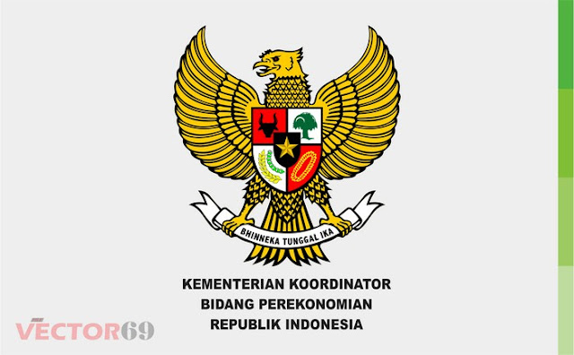 Logo Kemenko Bidang Perekonomian Indonesia - Download Vector File CDR (CorelDraw)