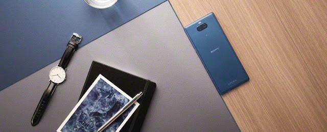 Sony Xperia 10 Plus - Cinematic Video dengan Rasio Optimal