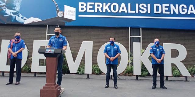 """Diamnya Jokowi Saat Moeldoko Rebut Demokrat Mengkonfirmasi Bahwa """"Kudeta"""" Adalah Desain Penguasa"""