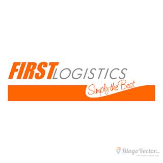 First Logistics Logo vector (.cdr)