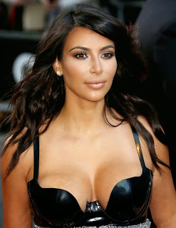 boobs Kim Kardashian tits bra