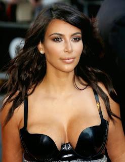 boobs Kim Kardashian tits bra