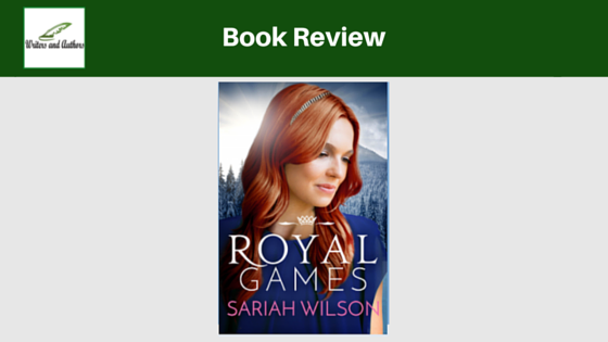 Book Review: Royal Games by Sariah Wilson