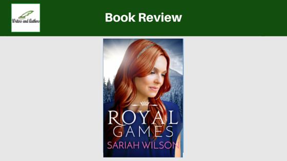 Book Review: Royal Games by Sariah Wilson