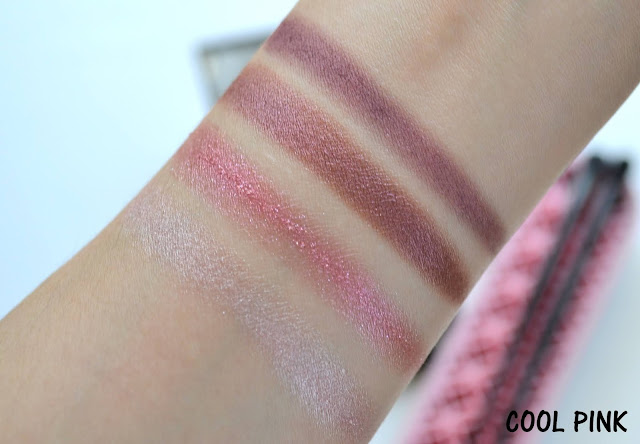Mary Kay Eyeshadow Palette Swatches