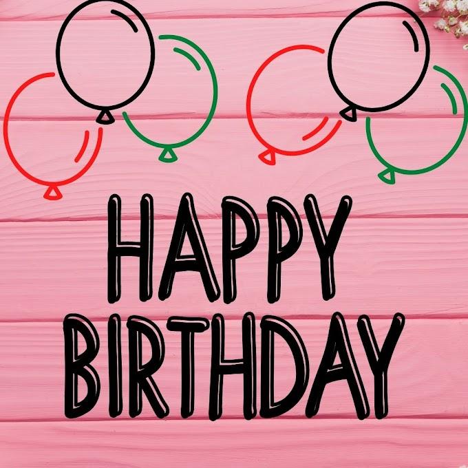 Happy Birthday Balloons|Happy Birthday Balloons png|Happy birthday Balloons Images