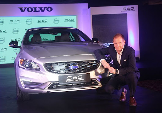 """People Opting For Volvo Cars Have More Sense Of Safety & Environmental Concerns"" - Tom von Bondsdorff, MD, Volvo Auto India"