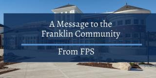 Franklin School Committee: Policy Subcommittee Meeting - Nov 12