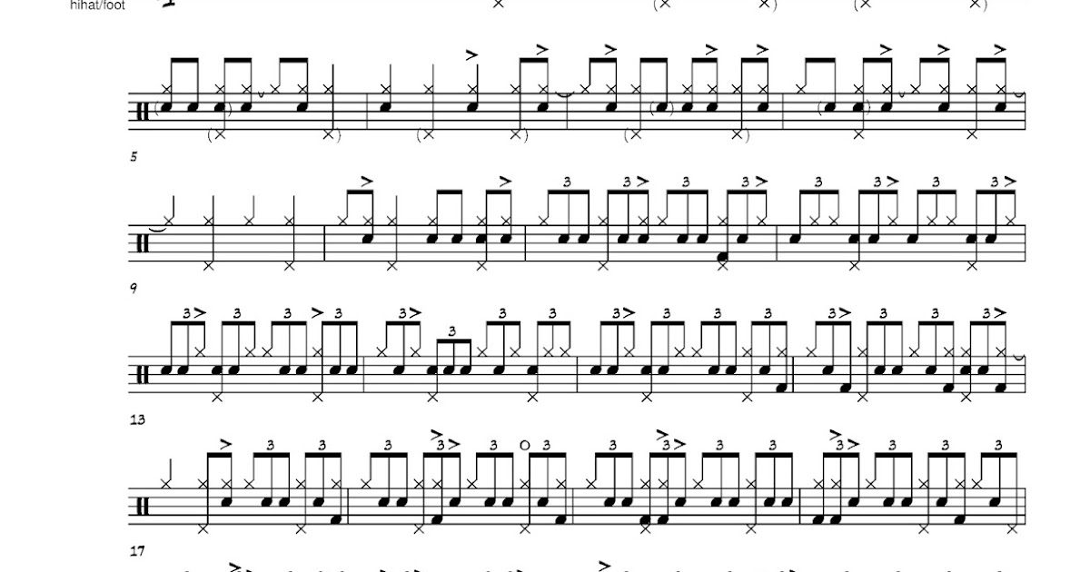 Cruise Ship Drummer!: Transcription: Steve Gadd - Autumn Leaves
