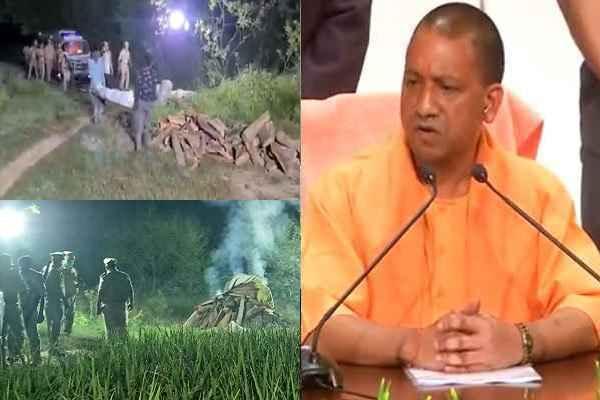 hathras-police-antim-sanskar-gangrape-victim-yogi-sarkar-criticised