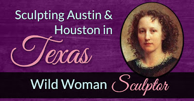 Sculpting Austin and Houston in Texas