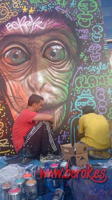 graffitis Xupet Negre