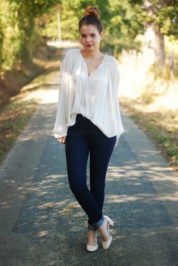 slouchy blouse juliette kitsch blog mode beaut. Black Bedroom Furniture Sets. Home Design Ideas