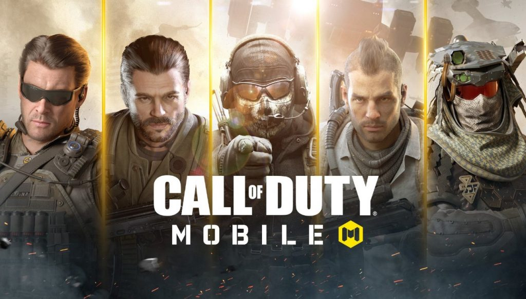 Kode Call of Duty Mobile