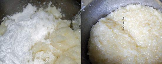 Kalkandu pongal recipe step 3