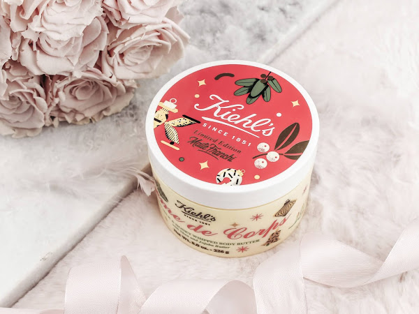 Kiehl's Creme de Corps Whipped Soy Milk & Honey Body Butter