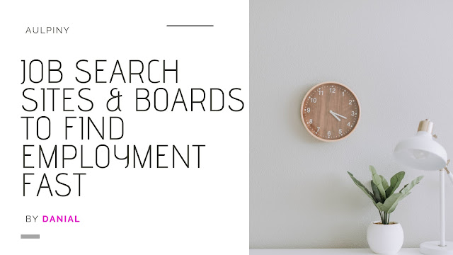 Job Search Sites & Boards to Find Employment Fas