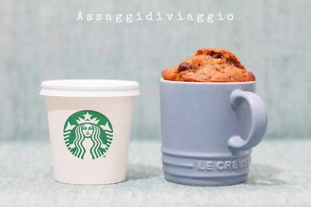 caramel gingerbread frappuccino muffin