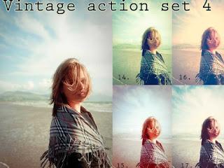 accion vintage