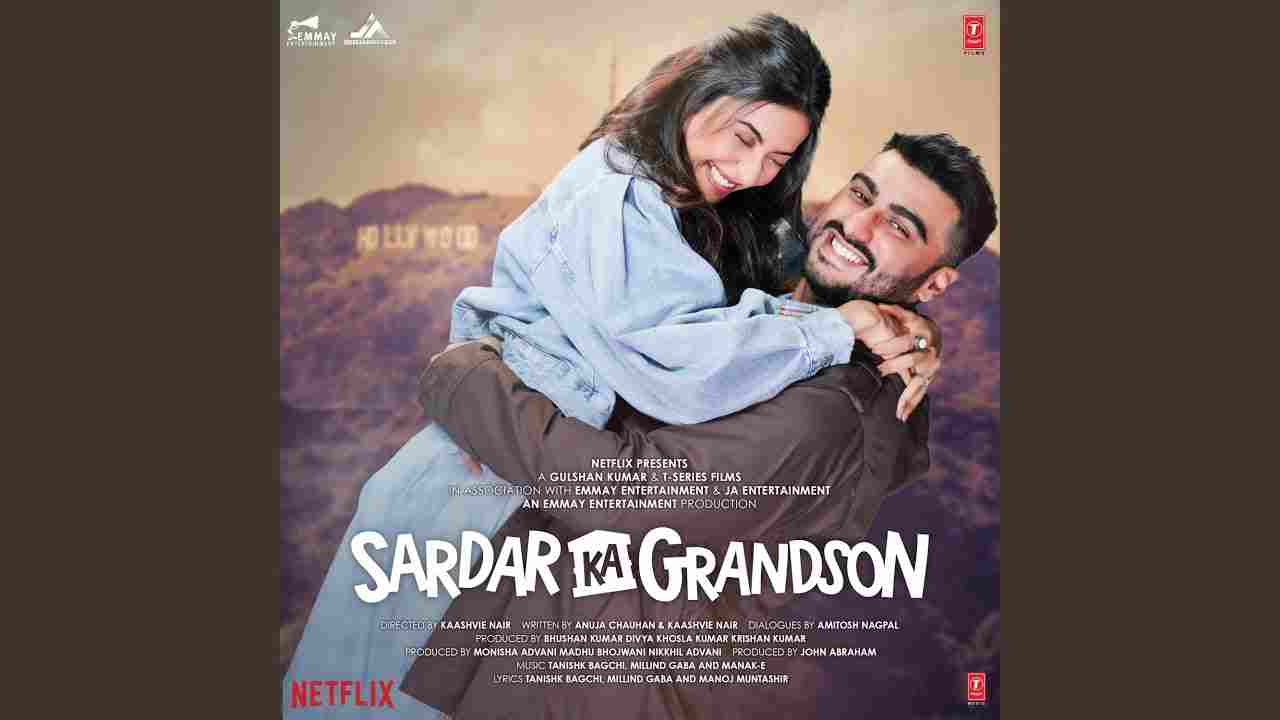 Bandeya lyrics Sardar ka grandson Divya Kumar Hindi Bollywood Song
